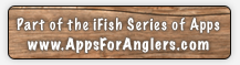 iFish BC - Part of the iFish Series of Apps by Apps for Anglers